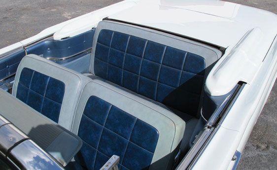 1960 Mark V Lincoln Continental Convertible