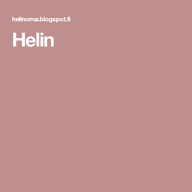 Helin