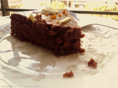 Nigella Lawson S Store Cupboard Chocolate Orange Cake Chocolate Orange Marmalade Cake Recip Orange Marmalade Cake Recipe Cake Recipes Orange Chocolate Cake