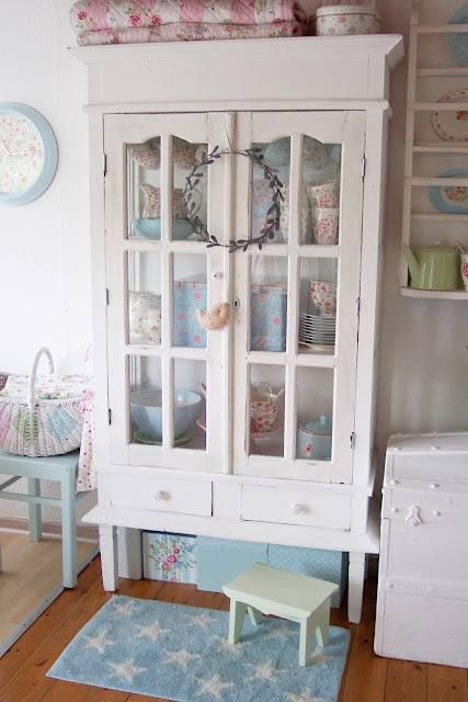 Love This Cabinet And Love All The Stuff Inside........
