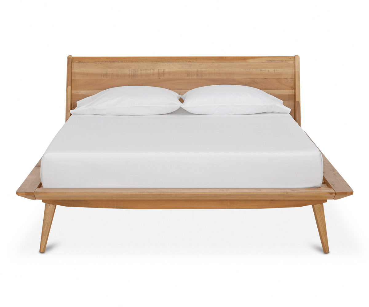 Best Bolig Bed Mid Century Modern Bed Furniture Bedroom 400 x 300