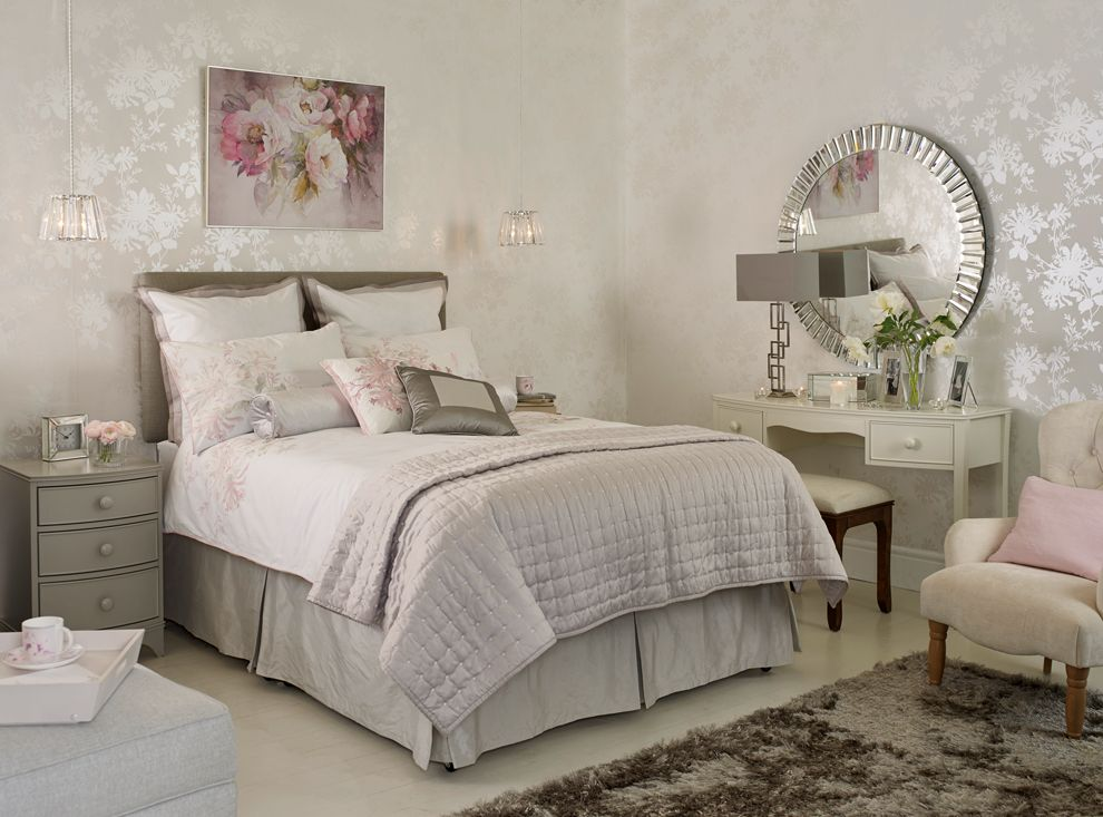 honeysuckle print history laura ashley and bedrooms. Black Bedroom Furniture Sets. Home Design Ideas