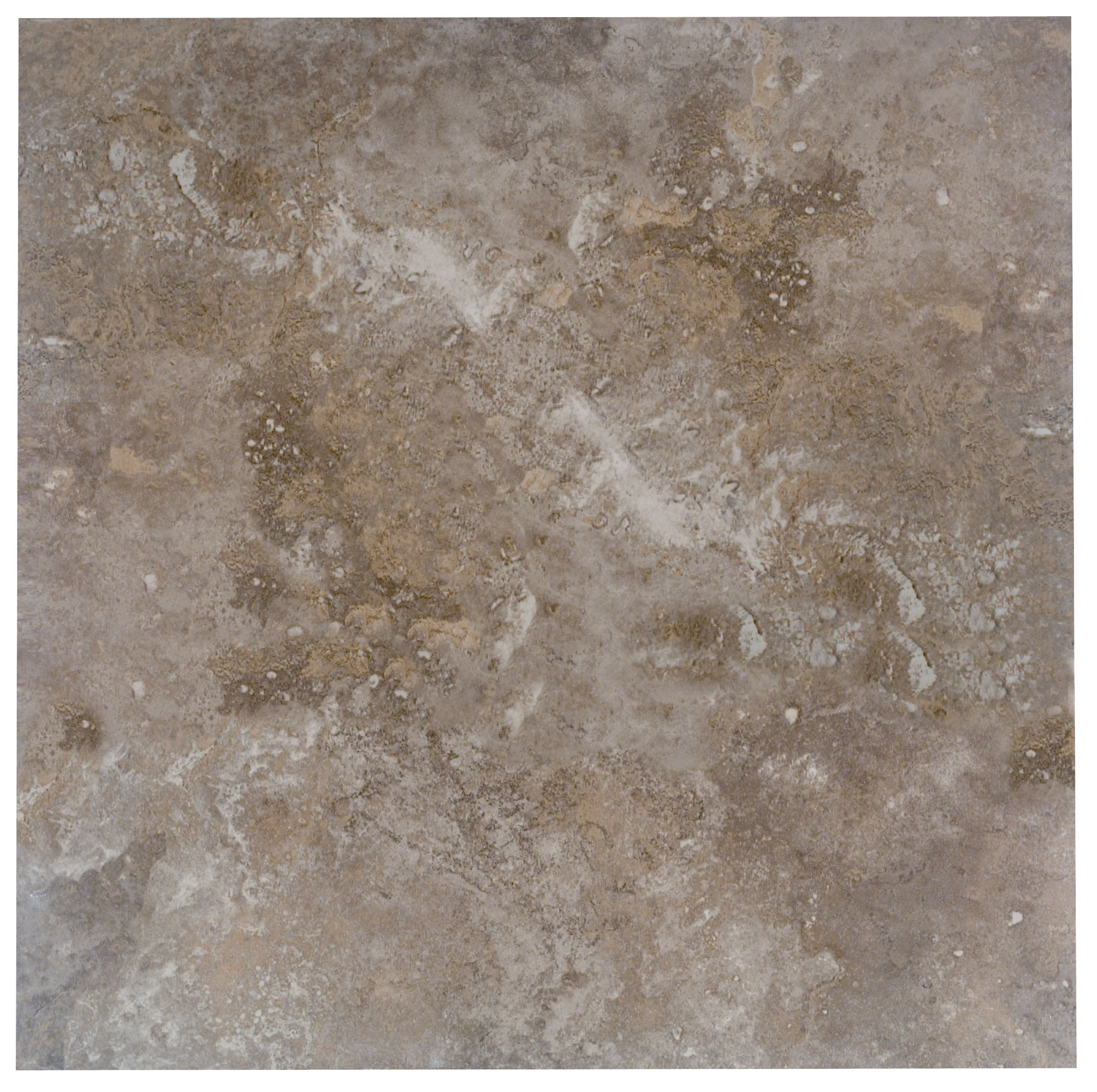 Castle travertine coffee stone effect ceramic wall floor tile castle travertine coffee stone effect ceramic wall floor tile pack of 5 l450mm w450mm doublecrazyfo Choice Image