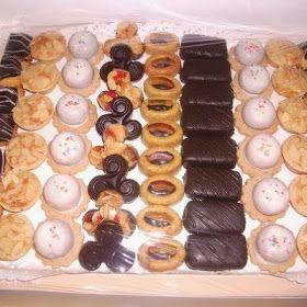 مطبخك سيدتي تشكيلات حلويات خاصة بالأعياد والافراح بلاطوات رائعة ومنوعة Food Breakfast Cookies