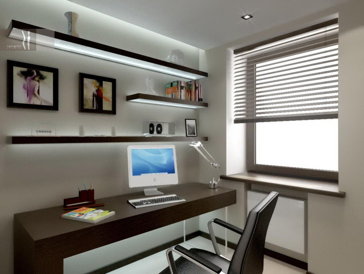 Home Office Ideas Working From Home With Your Style 0 002 Regelung Bei Home O Home Office Layouts Home Office Design Modern Home Office Desk