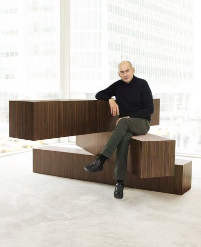 Oma And Knoll Unveil Furniture Worthy Of Dr No Rem Koolhaas Design Knoll Furniture