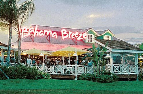 Bahama Breeze Orlando Florida Is A Restaurant That Brings You The Feeling Of Caribbean Escape We Offer Food Drink And Atmosphere
