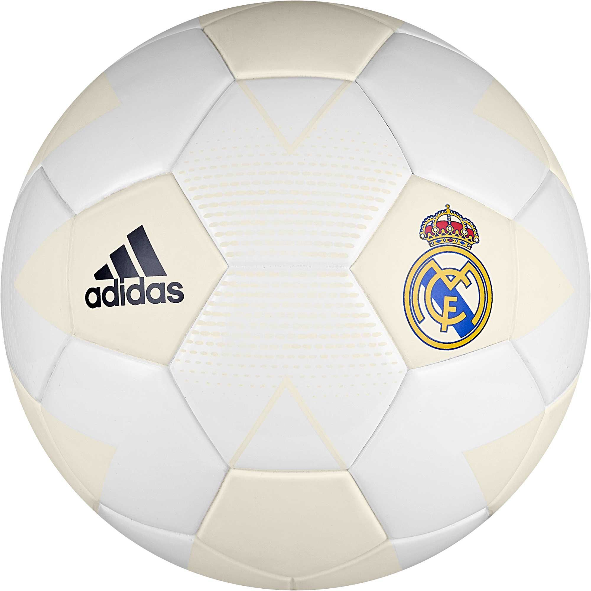 adidas Real Madrid Supporters Soccer Ball  e12b6fa5b