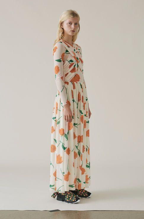 335936ce4738 Tilden Mesh Maxi Dress