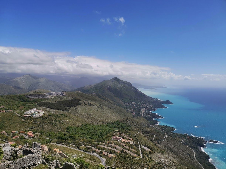 Monte San Biagio Maratea imagens)