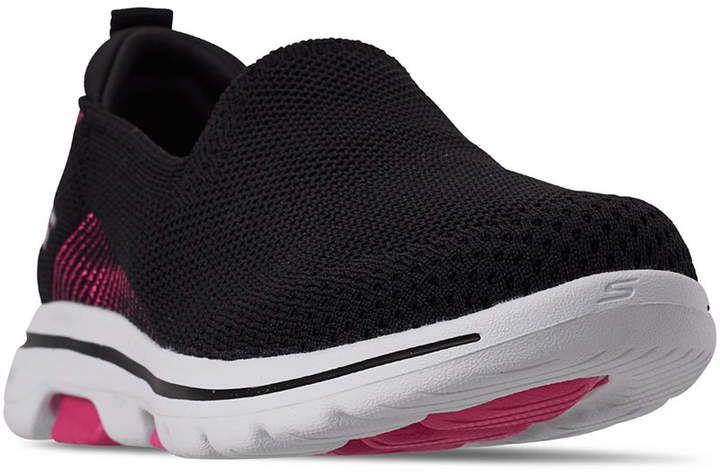 Skechers Women Gowalk 5 Prized Walking Sneakers From Finish Line