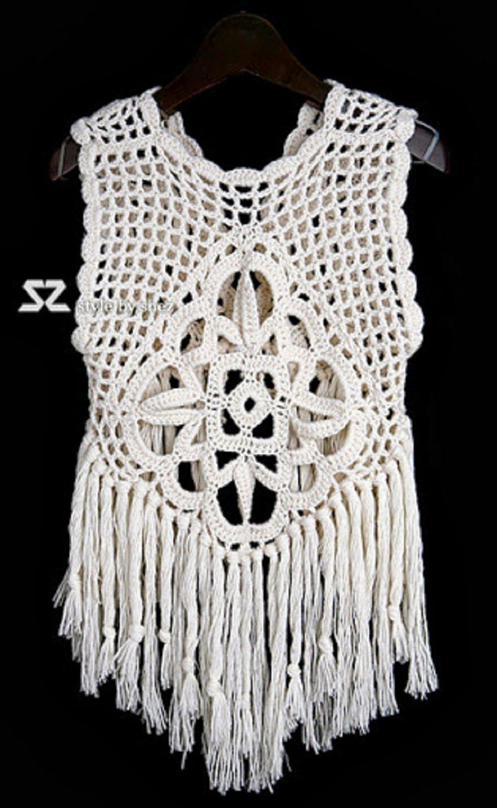 Pin de sevcan en buliz | Pinterest | Blusas, Boleros y Blusas de crochet