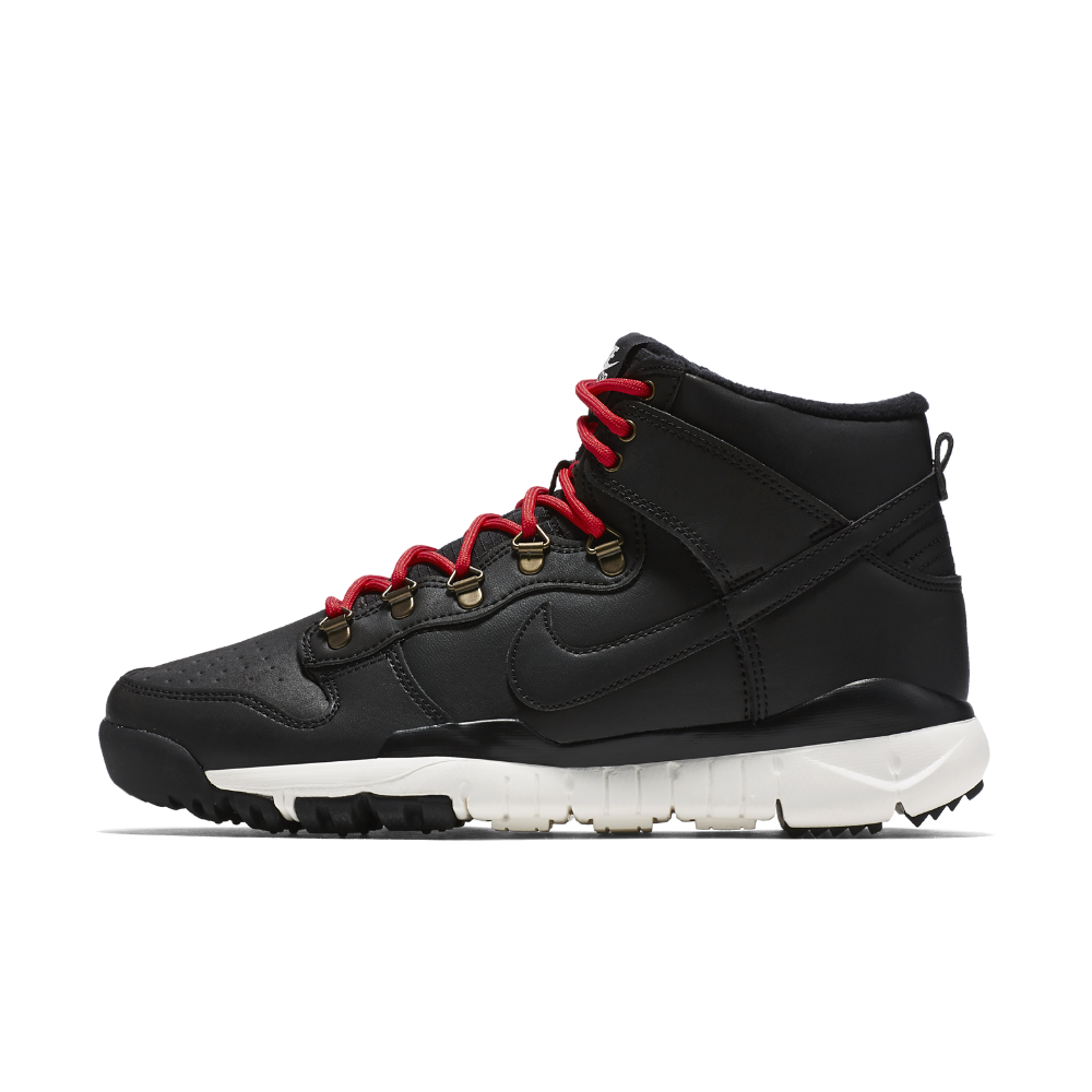 a7814e6c1a7e Nike SB Dunk High R R Men s Boot Size 10.5 (Black) - Clearance Sale ...