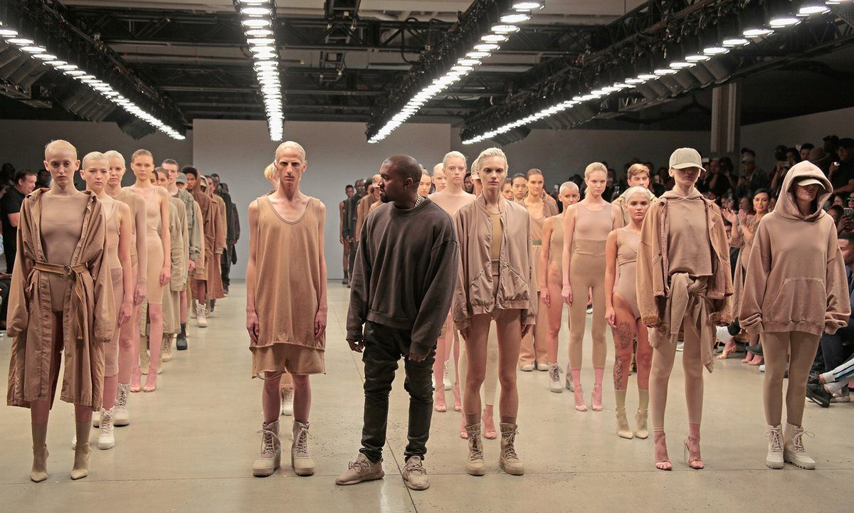 How Did Street Style Become The Ultimate Fashion Trend Kanye West Style Yeezy Fashion Show Kanye Fashion