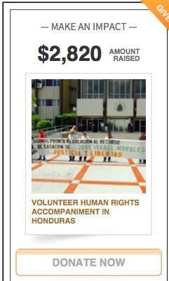 Human Rights Observation Honduras Human Rights Human Observation