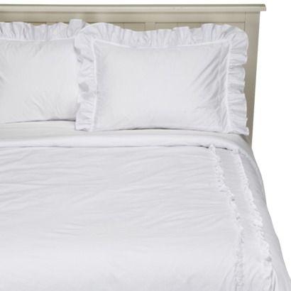 Simply Shabby Chic Heirloom Comforter Set White White Comforter Shabby Chic Comforter Shabby Chic Bedding