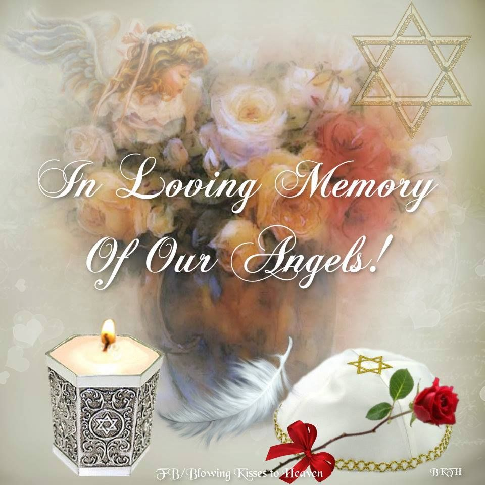 In memory of family wedding sign we know you by signstoliveby - Keeping A Candle Lit In Memory Of My Jewish Angel In Heaven