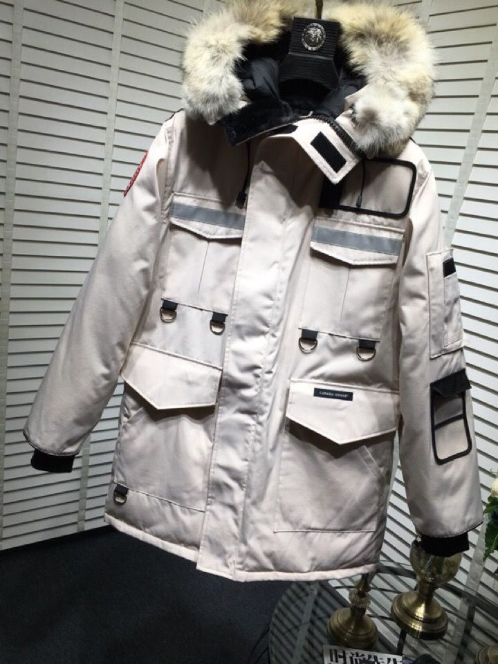 2019 的 down jacket moncler canada goose coat 主题
