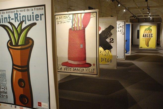 Michel Bouvet Posters Avec Images Graphisme Amiens Fete