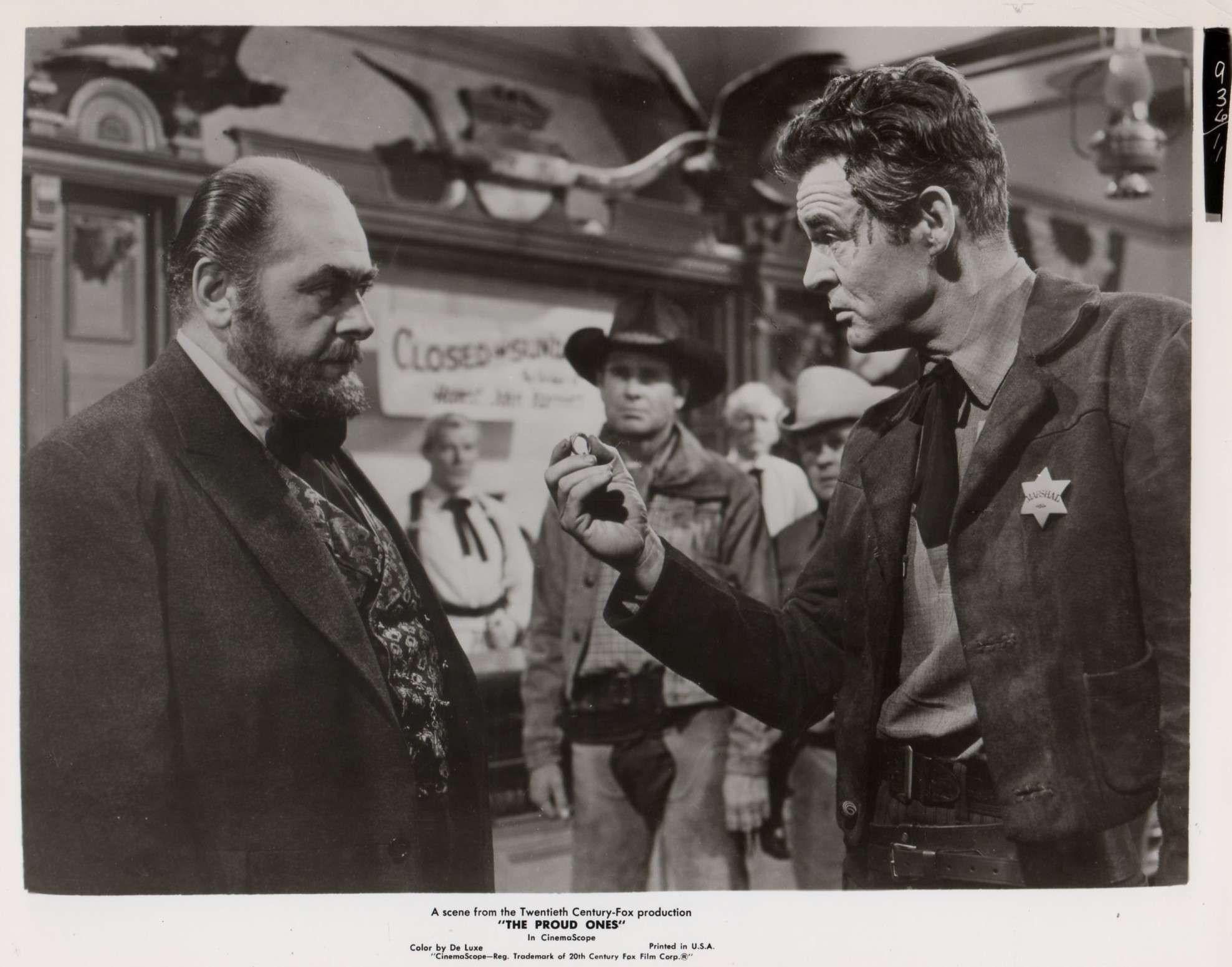 The Proud Ones (1956) | Robert Ryan | Pinterest | Westerns ...
