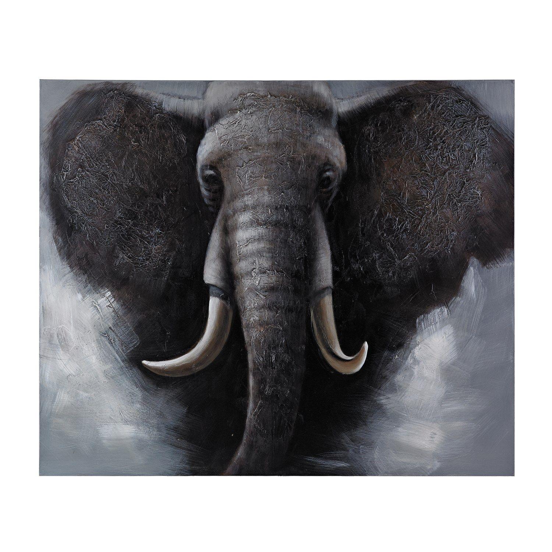 Sterling Industries 149 007 Elephant Canvas Art Elephant Canvas Elephant