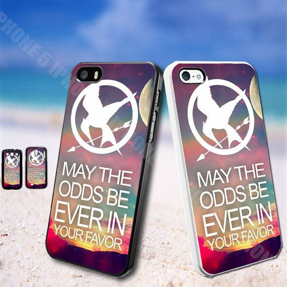 the hunger games quote catching fire iphone 5 case by udinuscase, $8.99