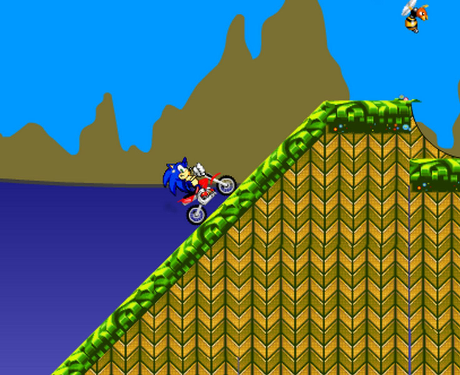 Sonic the Hedgehog Moto Free game sites, Games, Latest games