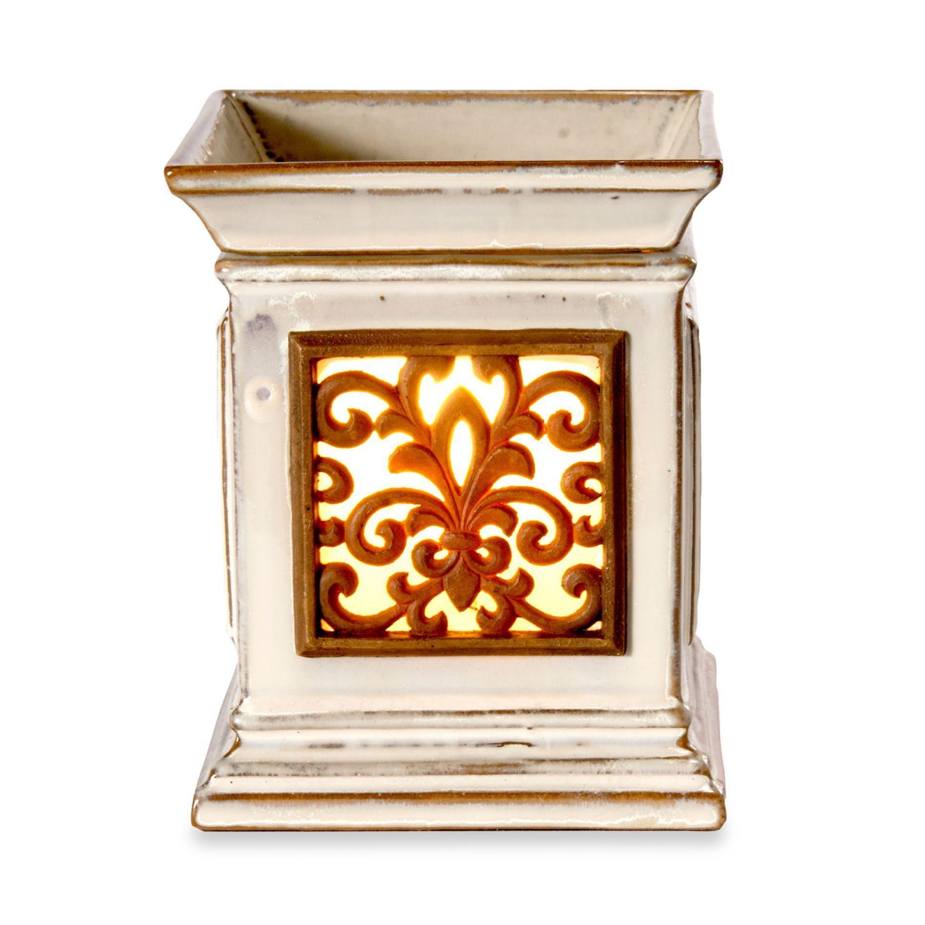 Ambiescents elegance fragrance hearth wax warmer sweet gift ideas
