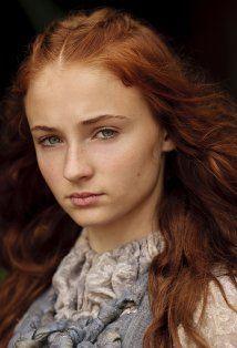 Sophie Turner Picture    덱스터 딸 에스터랑 닮았네.