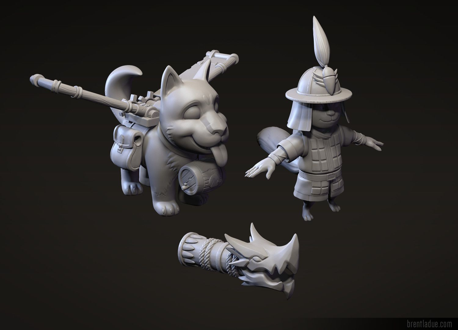artstation dota 2 sculpts singles couriers and wards brent
