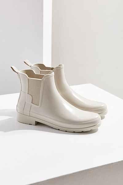 92dc58aee47 Hunter Original Refined Chelsea Rain Boot
