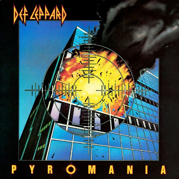 Images For Def Leppard Pyromania I 2020