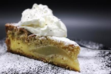 Birnenkuchen - schnell, einfach und lecker! -