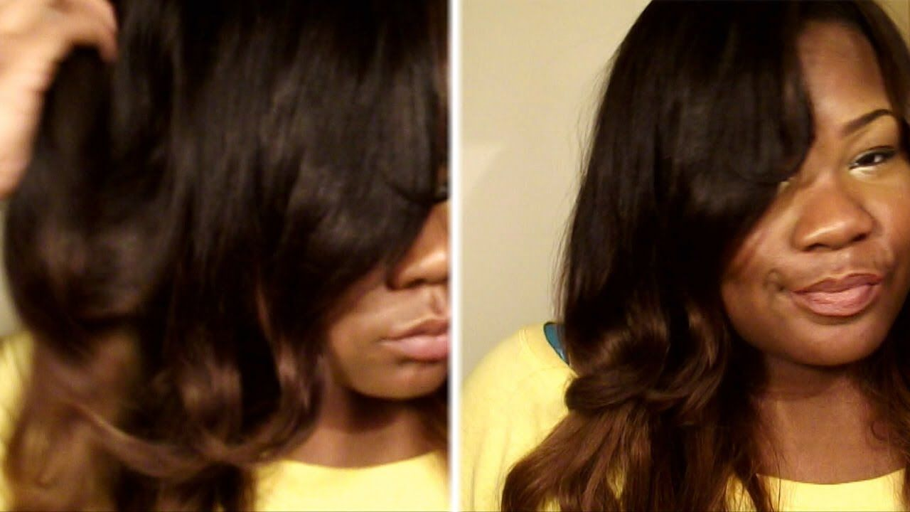 How To Ombre Milky Way 100 Human Hair Weave 2014 Ombre Bob