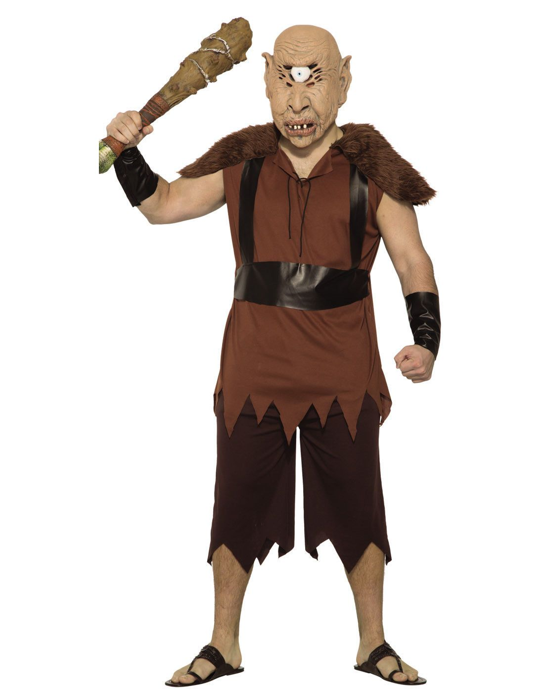 cyclops mens adult greek mythical monster halloween costume-std in