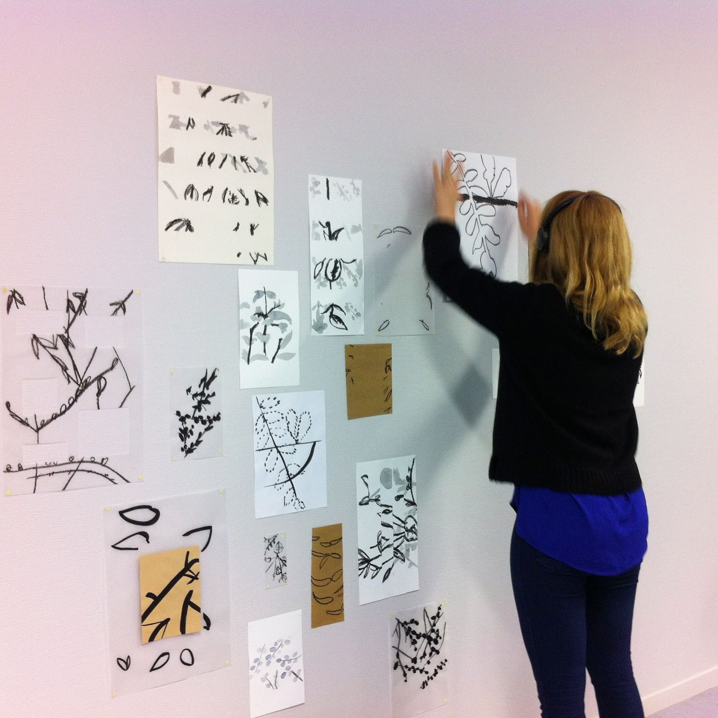 Cours De Dessin En Bts Design Graphique Lycee E Branly Bts