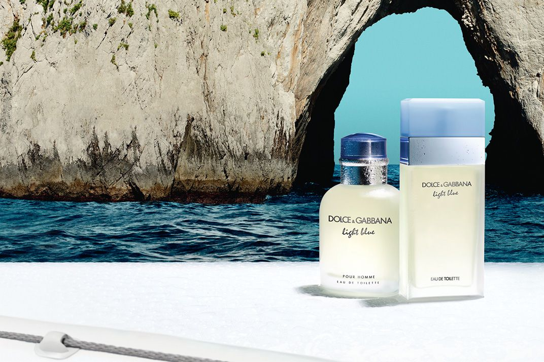 Dolce&Gabbana Light Blue Perfume for Men and Women  - this is my favorite perfume, my signature scent