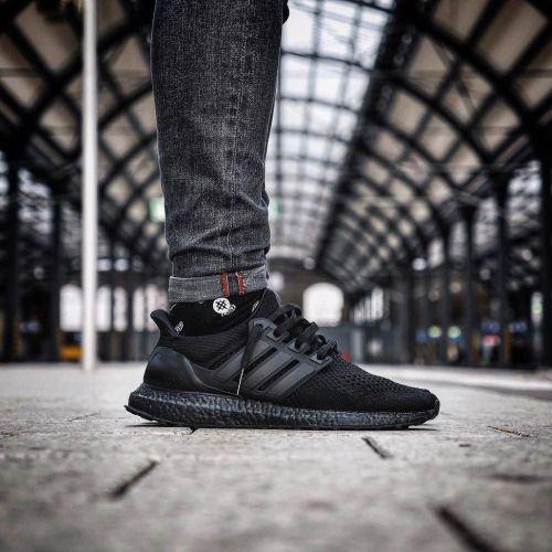 size 40 0715b da891 Ultra Boost 'Triple Black' | Kicks in 2019 | Black adidas ...