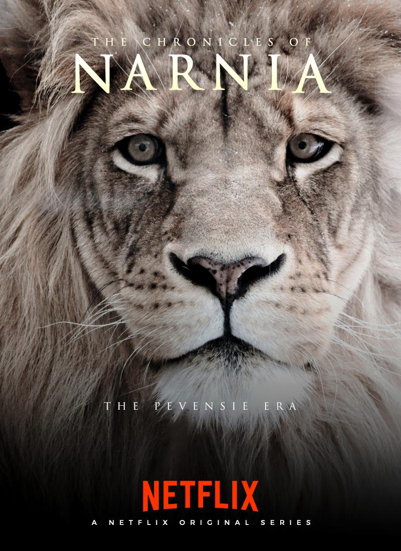 netflix originals series: the chronicles of narnia, the pevensie era ...