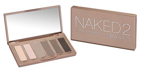 fall2014_urban decay naked2 basics Eyeshadow Palette