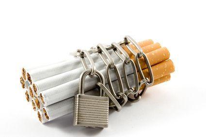 Aufhören zu rauchen in einer Woche