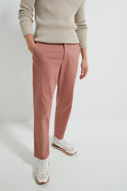 pantalon en laine homme zara