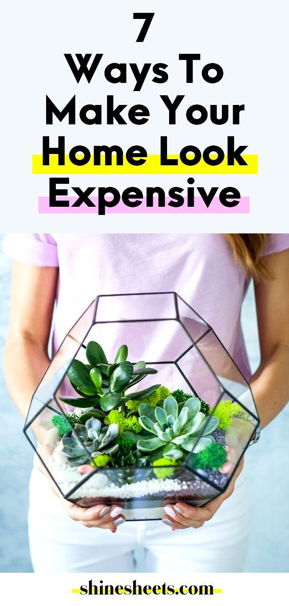 Tired of the same interior? Crave more of a luxurios feeling, but don't want to spend thousands of dollars on interior design? Here's how to make your home look expensive with simple, yet effective changes! | ShineSheets.com | Home decor ideas, make your home look expensive diy, make your home cozy, best finds on amazon, home interior design, cheap home decor ideas, home decor ideas for cheap, room decor for home #home #homedecor #interior #design #lux #decor #interiordecor #homediy #homeideas