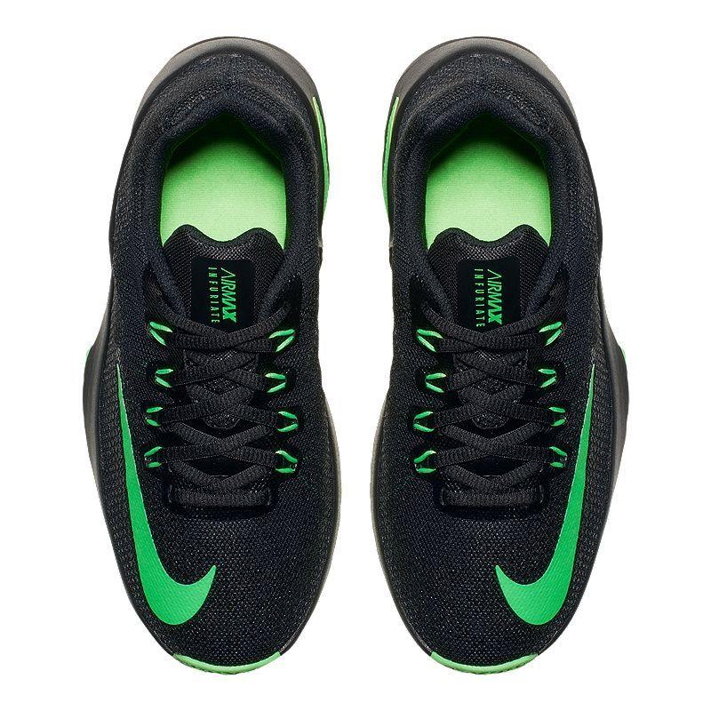 Nike Kids' Air Max Infuriate Low Grade School Basketball