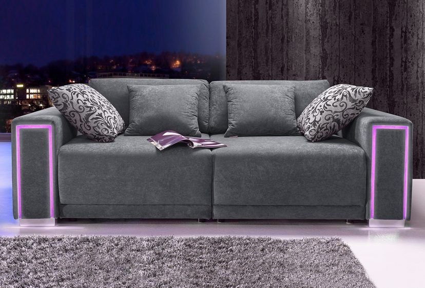 Collection Ab Big Sofa Grosse L Xxl Inklusive Led Rgb Beleuchtung