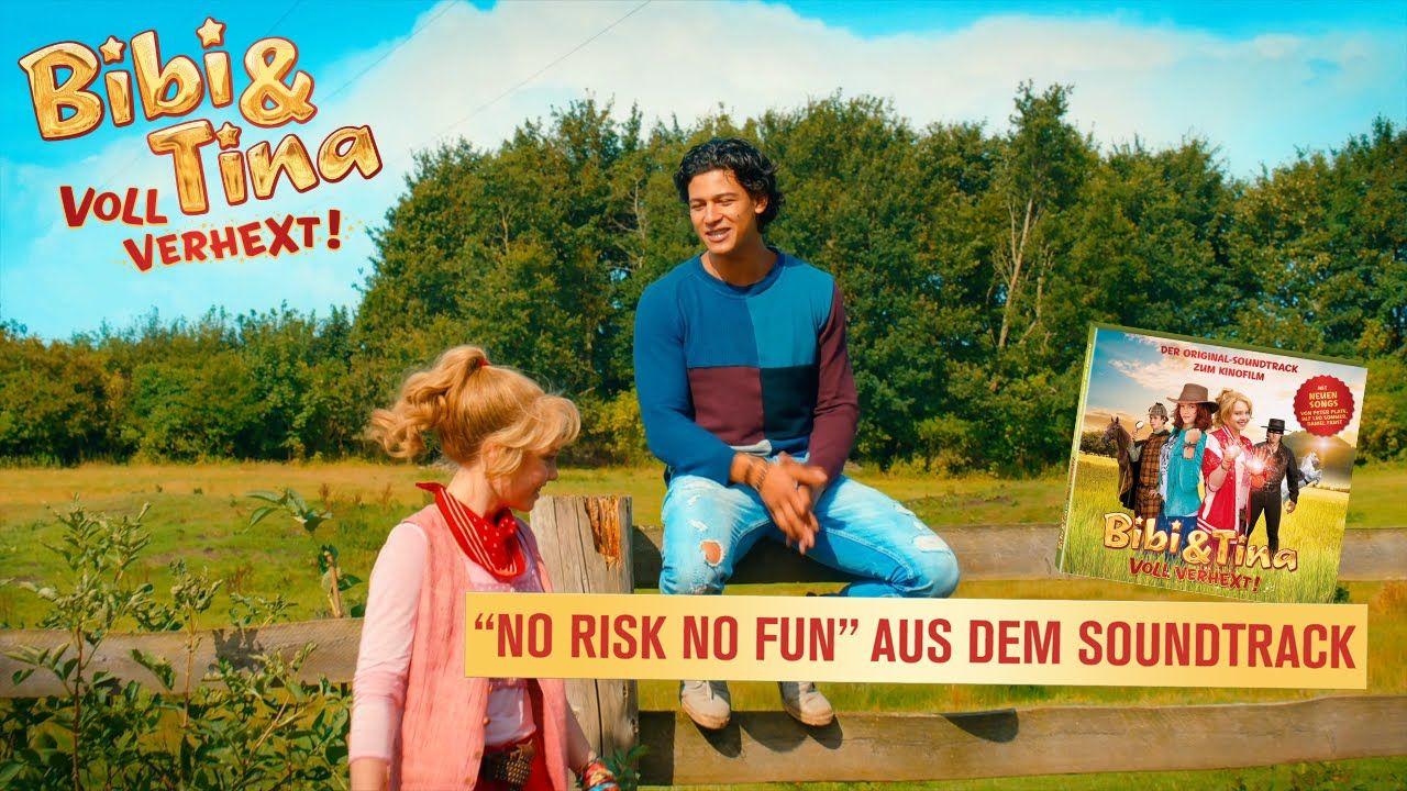 Bibi Und Tina Voll Verhext Ausmalbilder : Bibi Tina Voll Verhext No Risk No Fun Offizielles