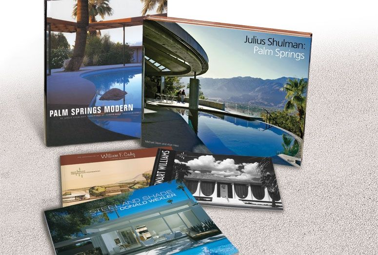 Palm Springs Modern Architecture Coffee Table Books Palm springs