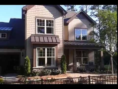 Highland floorplan Taylor Morrison Homes - YouTube