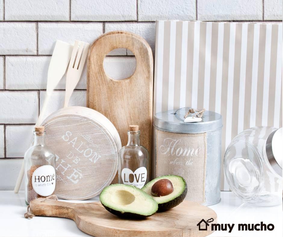 Accesorios y decoración de cocina de muy mucho #muymucho