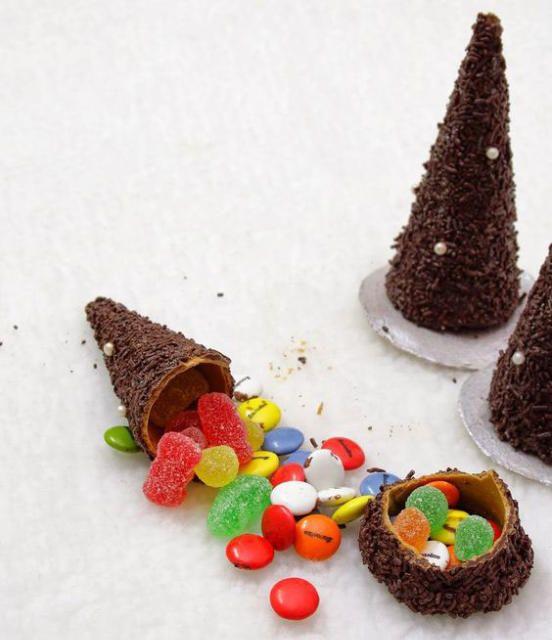 Postres Para Una Feliz Navidad.Postres Para Navidad 35 Ideas Originales Postres